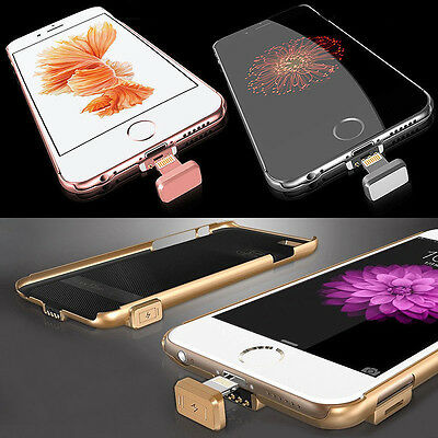 Ultra Thin Power Bank Battery Charger Backup Case Cover for iPhone 7 6 6S  Plus
