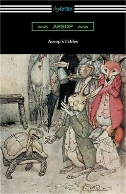 Aesop's Fables (Illustrated by Arthur Rackham with an Introduction by G. K. Ches