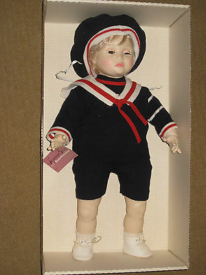 Vintage 1977 Suzanne Gibson Dolls From Reeves International Nib Nwt Billy Doll