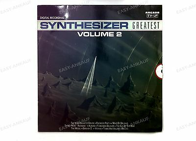 Ed Starink - Synthesizer Greatest 2 NL LP 1989 //4