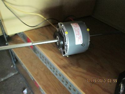 New In Box A.o. Smith Universal Electric Motor De3D292N 1/30 Hp 1050 Rpm (