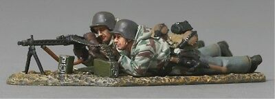 Thomas Gunn Ww2 German Fallschirmjager Fj028B Mg42 Team Late War Mib