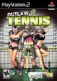 PlayStation2 : Outlaw Tennis VideoGames