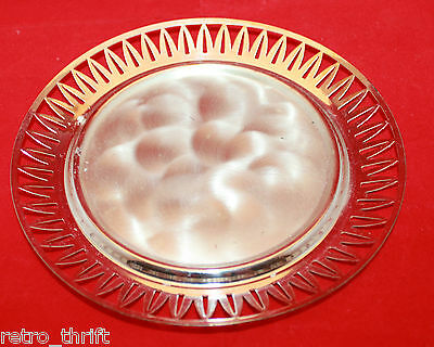 WMF Germany Ikora Tarnish Resistant Silver Plated Dish Plate Scratches AS-IS