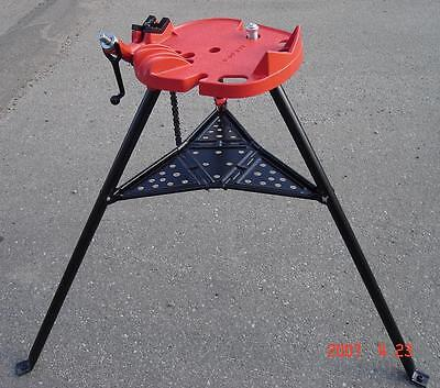"460 tripod Tristand Chain Vise Hold 6"" pipe compatible with Ridgid 72037 36273"