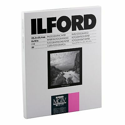 Ilford Multigrade IV RC Deluxe Resin Coated VC Variable Contrast Paper 1168190