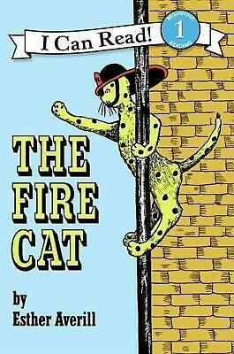 The Fire Cat by Esther Averill (English) Paperback Book Free Shipping!