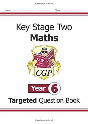 Key Stage 2 Maths Question Book: Year 6