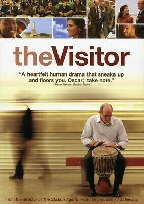 The Visitor DVD