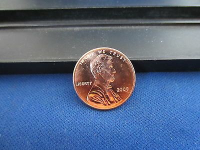 2009-P Lincoln Cent Professional Life in Illinois 1830-1861 MINT STATE Upper gde