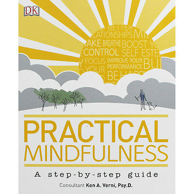 Practical Mindfulness by Ken A. Verni (Hardback), Non Fiction Books, Brand New