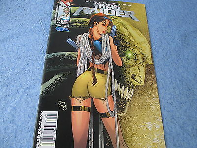 Lara Croft,Tomb Raider ,Comic 34 , Top Cow,Eidos