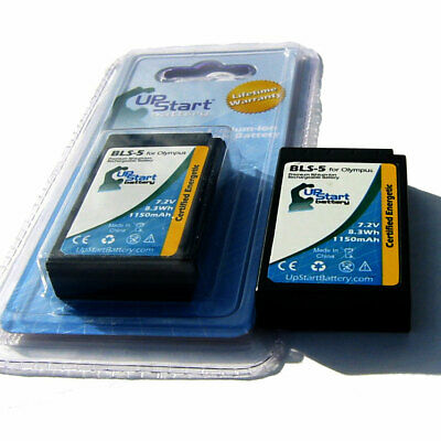2x New Battery for Olympus BLS-5 Bls5 Epl2 Ps-bls5