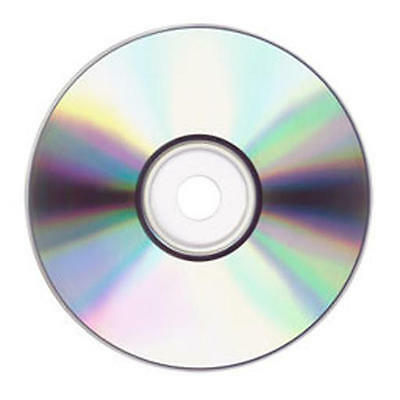 100 pcs Shiny Silver Top 16X Blank DVD-R DVDR Disc Media 4.7GB