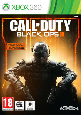 Call of Duty: Black Ops III (Xbox 360) VideoGames