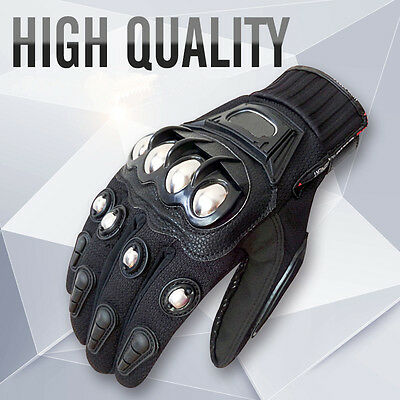 Motorcycle Gloves Racing Moto Cycling Motorbike Protective Full Finger Guantes