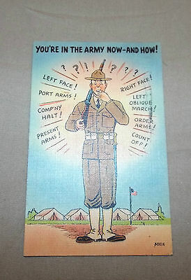1943 Post Card Addressed To Soldier At Camp Barkeley, Texas