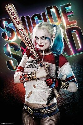 Suicide Squad Harley Quinn Good Night Poster 61x91.5cm