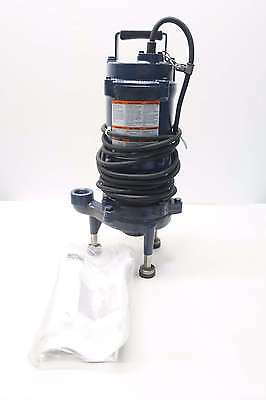 New Sta-Rite Sg11200320M 1-1/4 In Npt 460V 2Hp Submersible Grinder Pump D537166