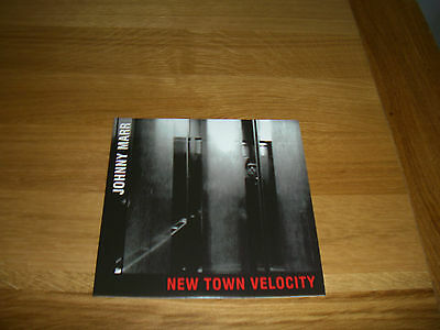 """Johnny Marr-new town velocity.7"""" smiths"""