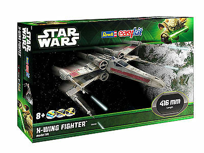 Revell - Star Wars - X-wing Fighter - easykit, NEU, 06690