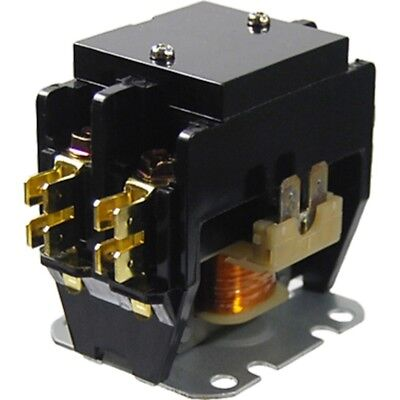 Mars Replacement Contactor 2 Pole 30 A 208/240V age 91333 By Packard