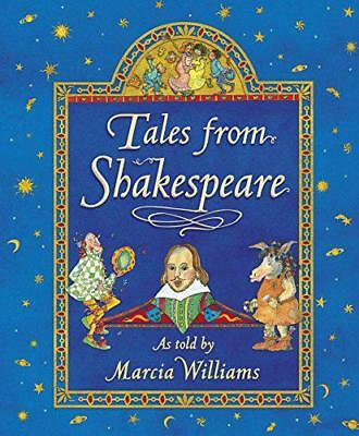 Tales from Shakespeare by Williams, Marcia | Paperback Book | 9781406361025 | NE