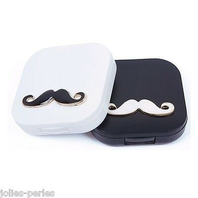 JP 1PC New Contact Lens Case Container Travel Portable Kit Holder Mirror Box Set
