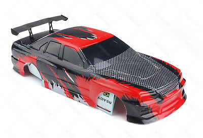HSP 1/10 RC Drifting On Road Car Body Shell Part 12335