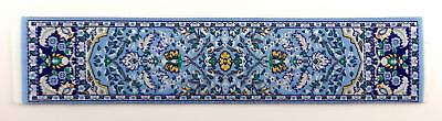 Dolls House Small Turkish Woven Carpet Runner Miniature Rug 1:12 Accessory 11