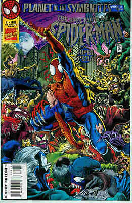 Peter Parker Spectacular Spiderman Super Special # 1 (USA, 1995)