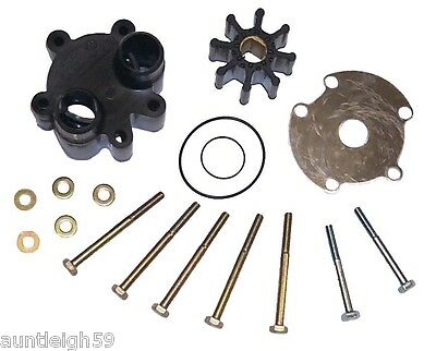 Raw Sea Water Pump Kit w/ Housing MerCruiser Inboard Bravo 18-3150 46-807151A14