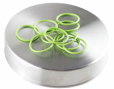 -020 o-ring 10 pack | hardness 70 | green color coded oring by Flasc Paintball