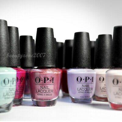 OPI Nail Polish Lacquer 0.5oz (A - B) *Choose any 1 color*