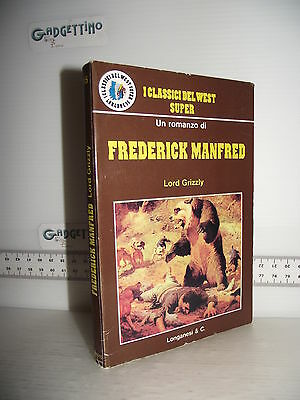 WEST SUPER n.15 Frederick Manfred LORD GRIZZLY settembre 1977