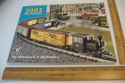 Vintage Railroad Train Catalogs Perma Bilt Gilbert HO Hobie House ...