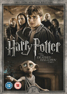 Harry Potter and the Deathly Hallows: Part 1 DVD (2016) Daniel Radcliffe
