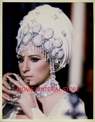 """Barbra Streisand On A Clear Day You Can See 8x10"""" Studio Copy Photo #L3512"""