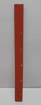 "Lot of 12 Carlisle 12"" Red Squeegee Gum Rubber Refills 4105700"