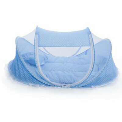 Portable Foldable Baby Bed Infant Crib Mosquito Sleeping Tent Bed Play Shades