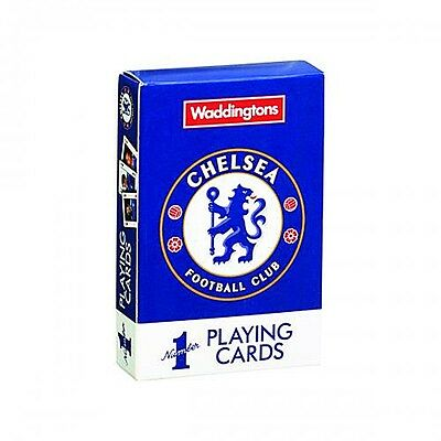 Chelsea FC set of 52 playing cards (tfs)  REDUCED