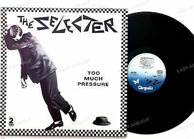 The Selecter - Too Much Pressure GER LP 1980 //7