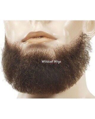 Discount 5-Point Goatee / Beard .. Theatre .. COLOR CHOICE!  Back in stock!