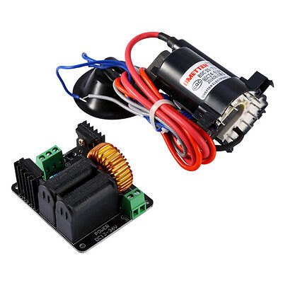 ZVS Tesla coil flyback driver board +Ignition Coil SGTC Marx Generator HOT