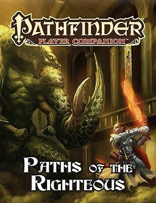 Pathfinder RPG Player Companion: PRESALE Paths of the Righteous Paizo New