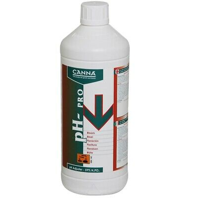 Canna acide nitrique 1L (pH floraison)