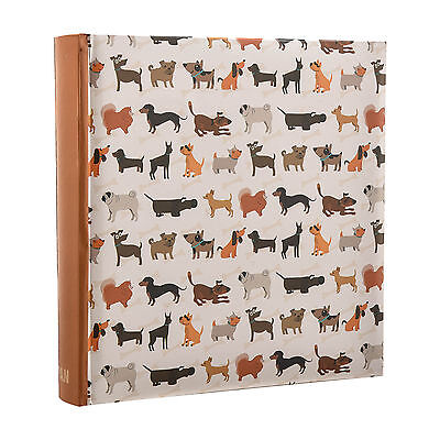 Arpan Scotty Dogs Photo Album Slip In Case Memo Album 6x4 for 200 photos AL-9765