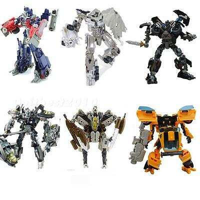 Gift Transformers Robot Series Figure DIY Toy Assembling Beast Building Toy JMHG