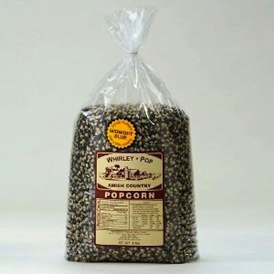 1 bag of Amish Country Midnight Blue Popcorn, 2 pound bag with FREE SHIPPING!