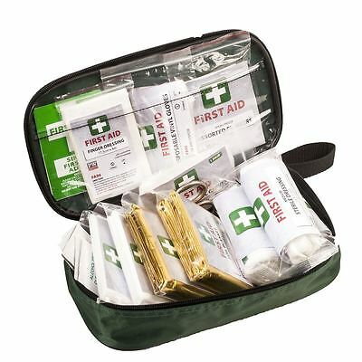 Portwest PW Vehicle Kit 16 Green First Aid FA23